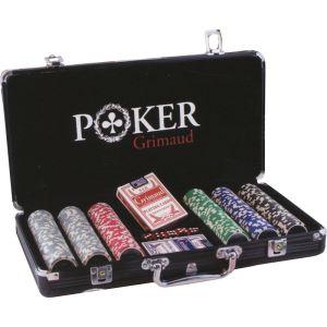 Grimaud Mallette de Poker (300 jetons)