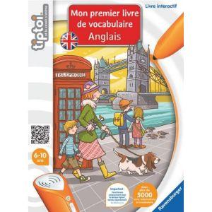 Ravensburger Tiptoi : Mon premier livre de vocabulaire Anglais