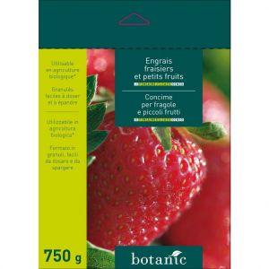 Botanic Engrais 750g fraisiers et petits fruits