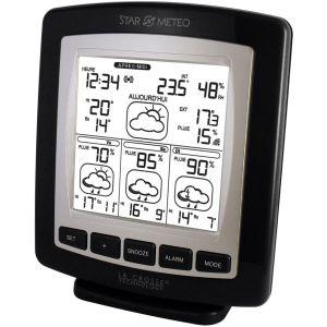 La Crosse Technology WD4601 - Station Starmétéo température intérieure et extérieure avec prévision à J+3
