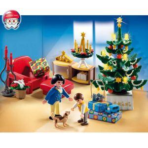 Playmobil 4892 - Salon avec décorations de Noël