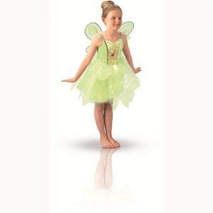 Rubie's Déguisement Disney Fairies Light up : Fée Clochette (3 à 10 ans)