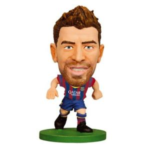 Figurine de joueur FC Barcelone Barça Gerard Piqué 5 cm