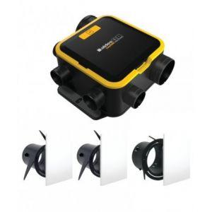 Aldes Kit easyhome auto compact + grilles de ventilation bip