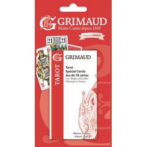 France Cartes Jeu de tarot 78 cartes Grimaud origine