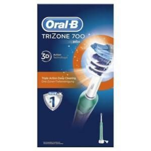 Oral-B triZone 700 Triple Action Deep Cleaning - Brosse à dents 3D