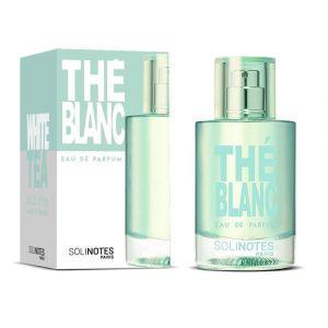 Solinotes Thé blanc - Eau de parfum
