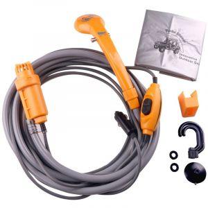 BC-Elec Bc elec - HMJD014 Douche portable 12V pour voiture, caravane, douche de camping...