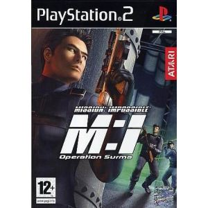 Mission Impossible : Operation Surma [PS2]