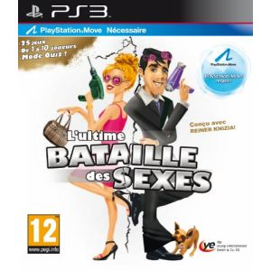 L'Ultime Bataille des Sexes (PlayStation Move) [PS3]