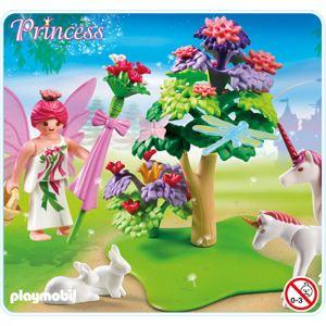 Playmobil 5995 Princess - Valisette fée et licornes