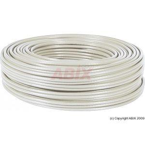 MCAD Câble ethernet monobrin U/UTP CAT6 LSOH gris 100m