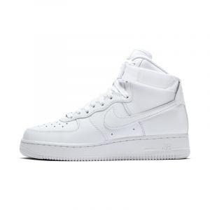Nike Chaussure de basket-ball Chaussure Air Force 1 High 08 LE pour Femme - Blanc - Couleur Blanc - Taille 36
