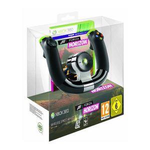 Microsoft Volant sans fil + Forza horizon pour Xbox 360