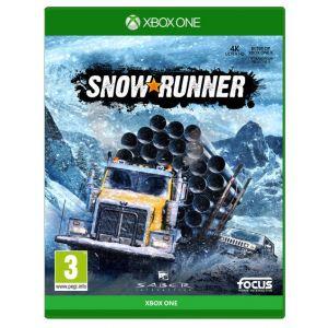 Snowrunner - Edition Standard [XBOX One]