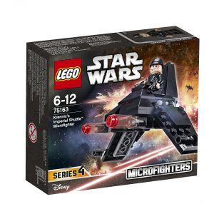 Lego 75163 - Star Wars : Microvaisseau Imperial Shuttle de Krennic