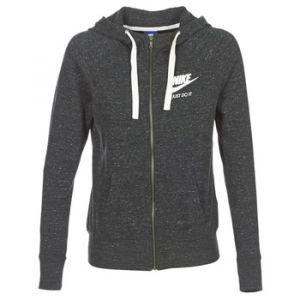 Nike Sweatà capuche entièrement zippé Sportswear Gym Vintage pour Femme - Noir - Taille XS - FeHomme