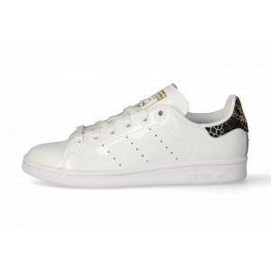 Adidas Stan Smith W, Basket Femme, FTWR White Core Black Gold Met, 40 EU