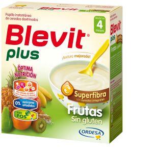 Blevit Plus Fruits sans gluten 600 g - dès 4 mois