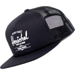 Herschel WHALER Casquette black