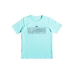 Quiksilver The Jungle - T-Shirt - Garçon Enfant 8-16 Ans - Bleu