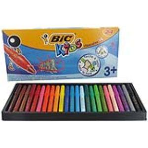 Bic Boîte de 24 feutres Visacolor XL