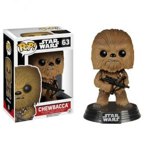 Funko Figurine Pop! Star Wars : Episode 7 Chewbacca