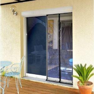Ose Moustiquaire magnétique pour porte (2 x 50 x 210 cm)