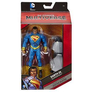 Mattel DC Comics Multiverse - Earth 23 - Superman Collectible Figure (12cm)