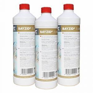 Höfer Chemie 3 x 1 L Séquestrant métaux Anti-Métaux 60%