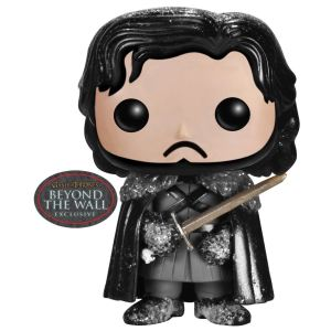 Funko Figurine Pop! Game of Thrones : Jon Snow beyond the wall