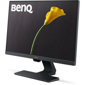 Benq GW series GW2480E - Écran LED - 23.8 - 1920 x 1080 Full HD (1080p) - IPS - 250 cd/m² - 1000:1 - 5 ms - HDMI, VGA, DisplayPort - haut-parleurs - noir