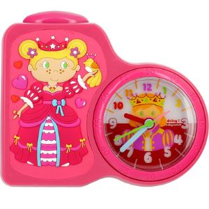 Baby Watch Réveil quartz analogique Dring Princesse