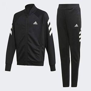Adidas Survêtement XFG TS Noir / Blanc - Taille 15-16 Ans