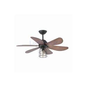 Faro Chicago (33703) - Ventilateur avec lampe 6 pâles