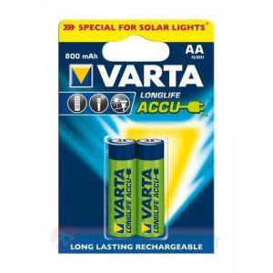 Varta 2 accus AA (R6) NiMH 1,2V 800 mAh 1.2 V