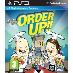 Order Up !! (PlayStation Move) [PS3]