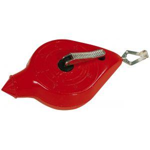 Taliaplast 400401 - Cordeau boîtier métallique longueur 30 mètres