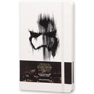 Moleskine Carnet ligné Star Wars Episode VII Stormtrooper (21 x 13 cm)