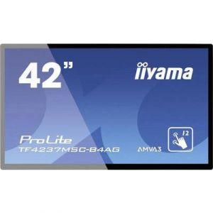 "iiyama TF4237MSC-B4AG - Moniteur tactile LED 42"""
