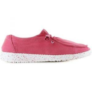 Dude Shoes Wendy Féminin Lavé Corail UK7/EU40