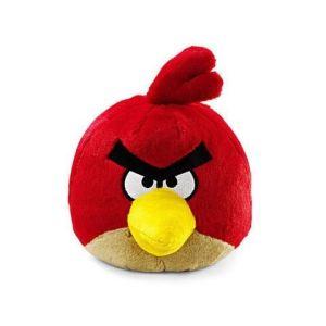 Giochi Preziosi Peluche Angry Birds - Oiseau rouge 40 cm