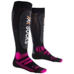 X-Socks Sidas All Round Chaussettes Femme Noir 39-40