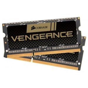 Corsair CMSX8GX3M2B1600C9 - Barrettes mémoire Vengeance 2 x 4 Go DDR3L 1600 MHz CL9 SoDimm