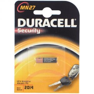 Duracell Security blister 1 Pile 12V MN27 Alcaline type 8LR50