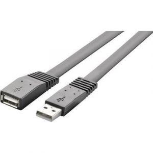 Renkforce Câble rallonge USB 2.0 mâle type A / USB 2.0 type A femelle 3m