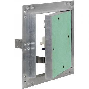 wiltec Trappe visite Cadres Aluminium 40x40cm 12,5mm Pacoplatre Porte Clapet révision Alu Maintenance