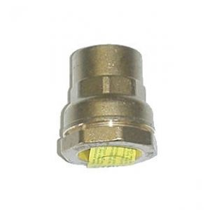 sferaco Raccord PE eau laiton serrage ext F 40 33x42