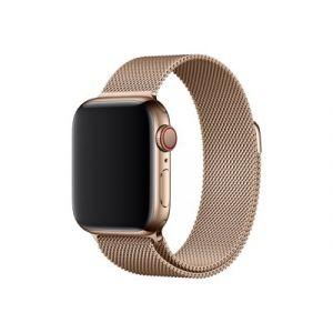 Apple Bracelet 40 mm Milanais or