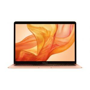 "Apple MacBook MacBook Air 13.3"" LED 256 Go SSD 8 Go RAM Intel Core i5 bicour à 1.6 GHz Or Nouveau MVFN2FN/A"